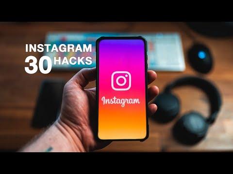 30 Instagram Hacks,