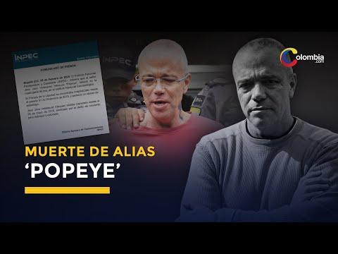 Así murió alias 'Popeye' exsicario de Pablo Escobar