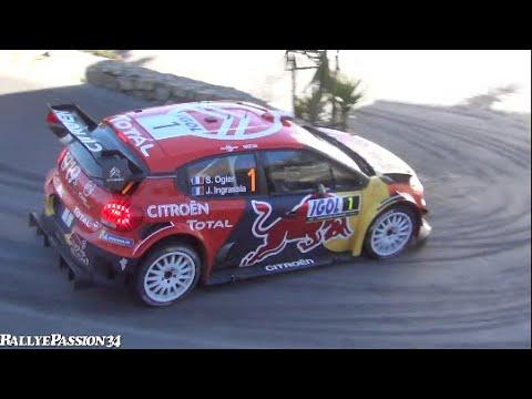 WRC Tour De Corse 2019 Day3 SS13