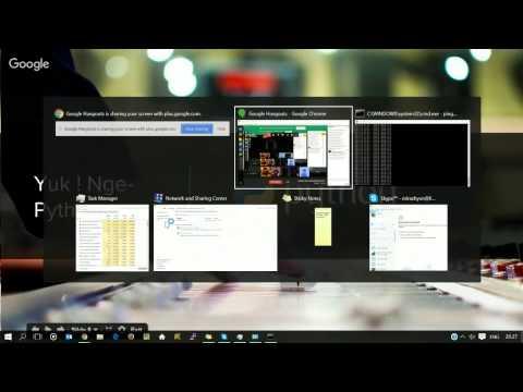 1.0 Belajar Python untuk Network & Security Engineer.