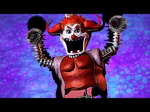 FINAL DE BABY NIGHTMARE CIRCUS BIKE FIGHTER Gameplay Español