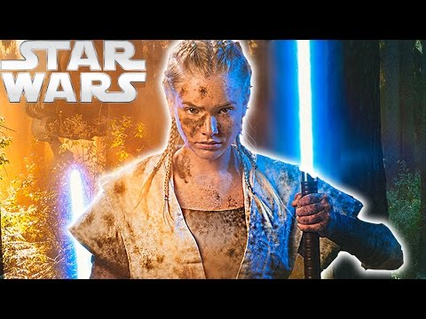 The FIRST Lightsaber Fighting Style Shii-Cho - Star Wars Explained
