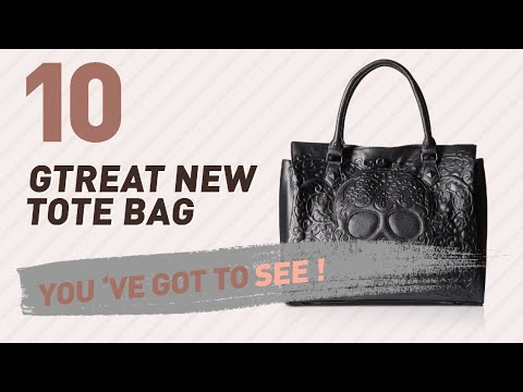 Mens Tote Bags, Top 10 Collection // New & Popular 2017