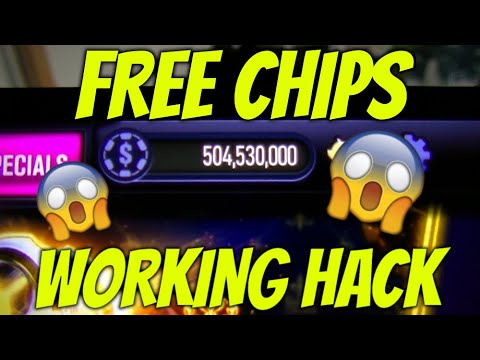 World Series Of Poker Hack Unlimited Chips Cheats [WORKING]
