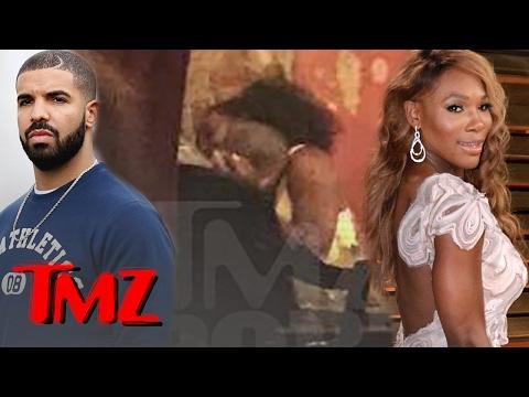 Drake Hookin' Up With Serena Williams (PICS) | TMZ