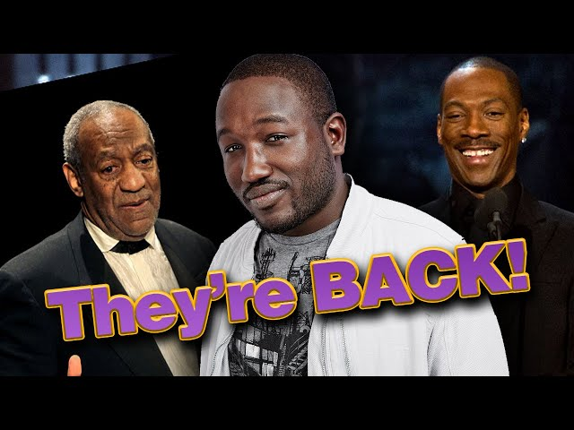 Bill Cosby Is Still Angry With Hannibal Buress - Eddie Murphy