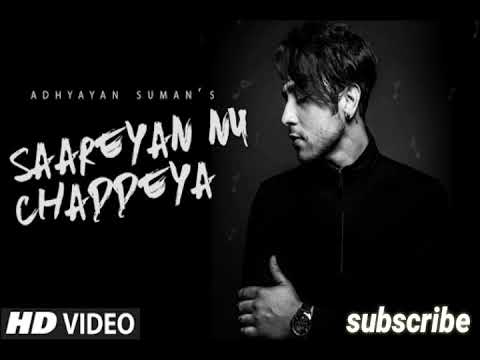 Saareyan Nu Chaddeya || new 2017 song _...