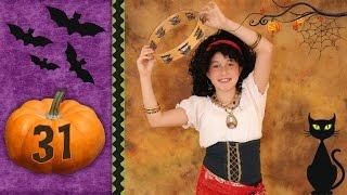 Halloween Countdown 31- Gypsy Rosie