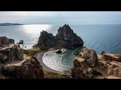 Motorcycle Trip to Mongolia, Part 7 - Irkutsk, Mongolian Visas, Baikal Lake and Olkhon Island