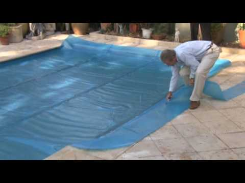 Diy Underground Swimming Pool Cover Holder Explanation