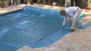 Install a Daisy Solar Cover and Roller
