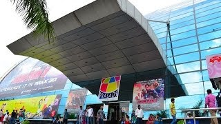 Prasads IMAX - Inside & Outside Time-lapse: allinhyderabad.com