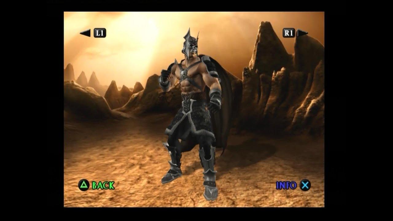 Mortal Kombat Armagedd...