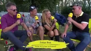 Fritz DeutschPoeten 2016 - Fettes Brot im Interview