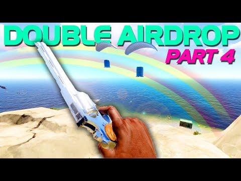 DOUBLE AIRDROP!! (Survival Series pt.4) - Rust