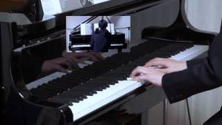 婚礼の合唱  ピアノ (ワーグナーの結婚行進曲)