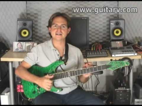 Advanced Guitar Lesson: Composition Techniques 1 of 3