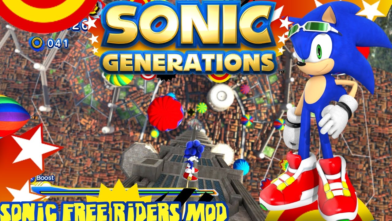how to get sonic generations for free