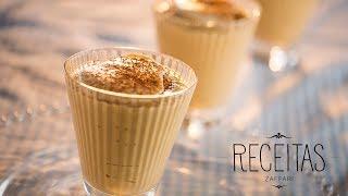 Mousse de doce de leite – Receitas Zaffari