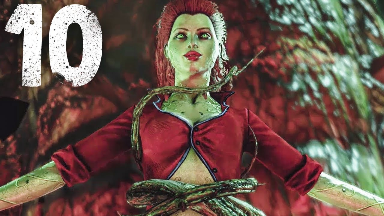 Download POISON IVY BOSS FIGHT | Batman Arkham Asylum - Part 10