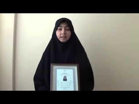 Levent KIRCA'ya Çarşaflı Müslüman kadından tokat gibi cevap