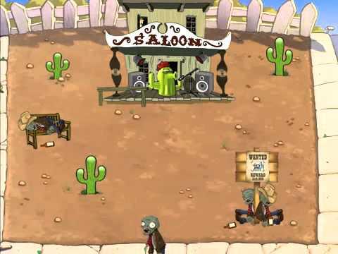 Plantas vs Zombies  Cactus - Audicion para cancion final