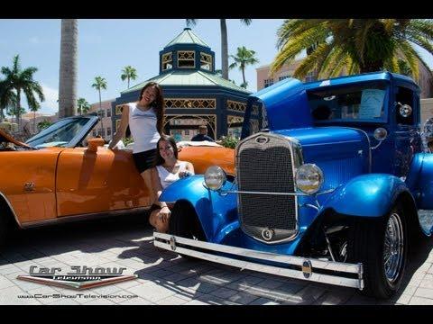 Mayhem Car/Truck Show West Palm Beach and Father's Day Make a Wish Car Show Boca Raton - Car Show TV