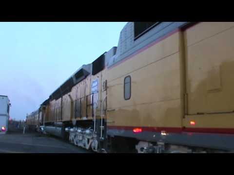2014 Denver Post Cheyenne Frontier Days Train in Denver, CO