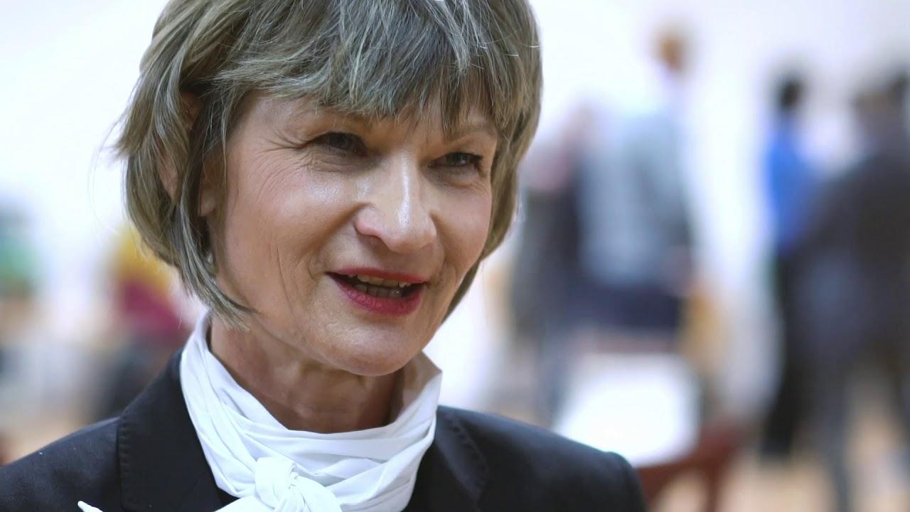 Unsere Zehn für Chemnitz2025: Barbara Ludwig
