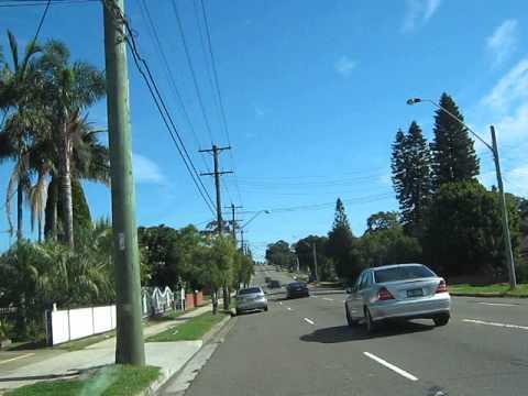 Sydney driving 4