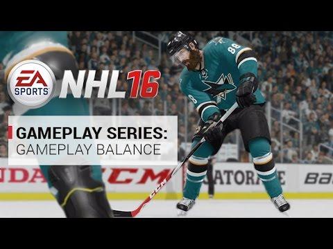 NHL 16 | Gameplay Balance Trailer | Xbox One, PS4