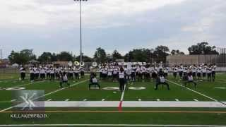 Motor City v.s. Shaw All-Star Band - Rounds 5 & 6 - 2015