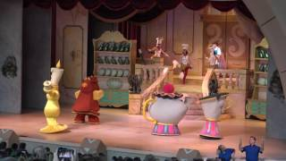 Beauty And The Beast Live On Stage At Disney's Hollywood Studios Full Show In HD