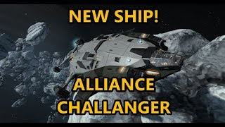 Elite Dangerous - NEW SHIPS! - ALLIANCE CHALLENGER!!! - Beyond chapter two