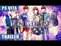 7'sCarlet - Announcement Trailer (PS Vita)