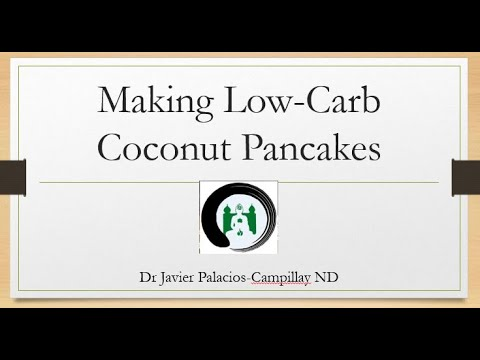 How to Make Coconut Pancakes | Online Naturopathic Doctor | Naturopathic Medicine