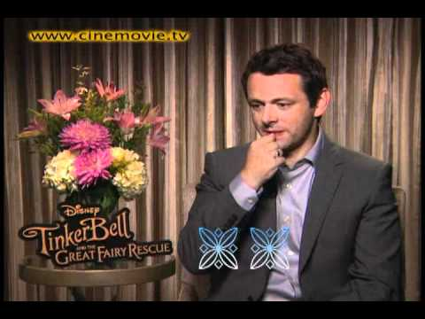INTERVIEW: Raven-Symoné and Michael Sheen Take Tinker Bell Challenge