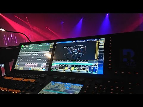 Nightclub - Lighting gig