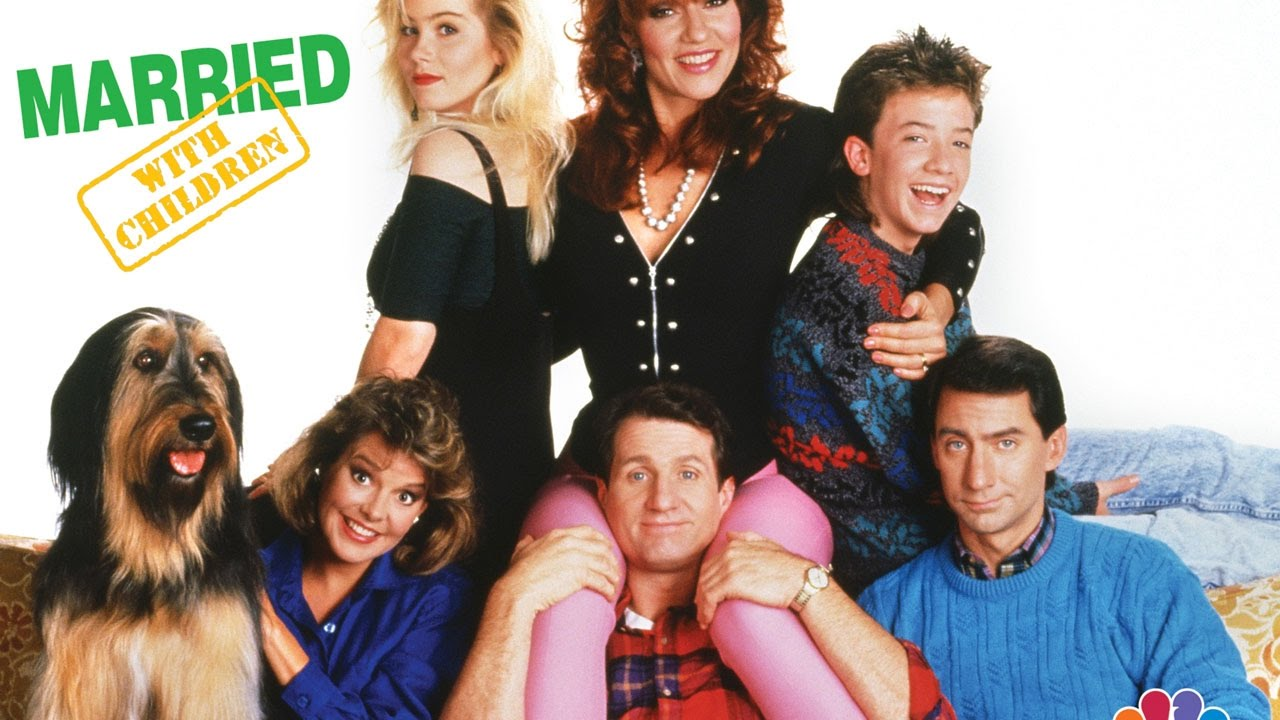 Matrimonio Con Hijos Tema : Matrimonio con hijos married with children serie youtube