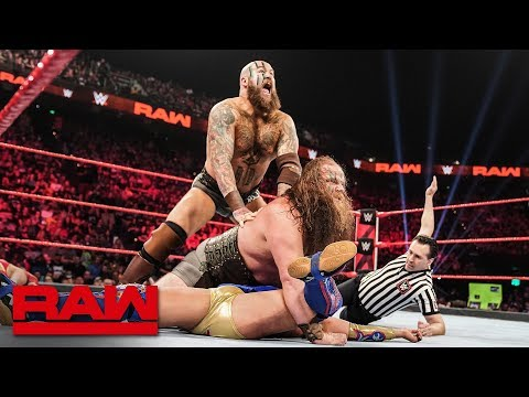 Lucha House Party vs. The Viking Raiders: Raw, April 29, 2019