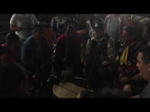 Pipestone at L.C.O. Honor the Earth pow wow 2017