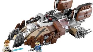 Все наборы LEGO Star Wars 1999-2015 HD