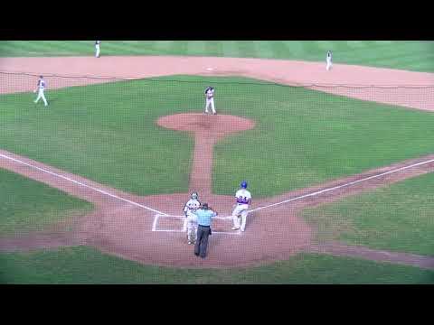 NH American Legion Baseball -  Dover At Nashua 7/16/19