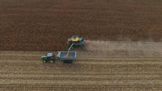 Missouri Farming (Aerial)