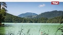 Die schönsten Badeseen und Bergseen in Tirol, Österreich ☀