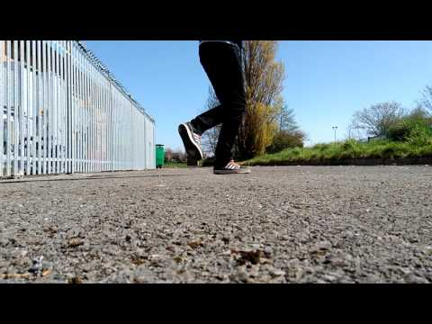 DnB step tutorial trick17 (x-outing style) by Xstepper