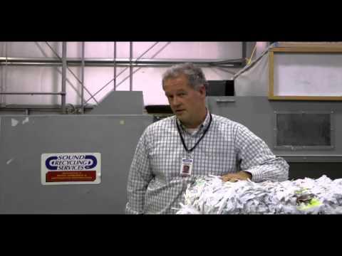 Paper Shredding Process | Sound Shredding & Recycling