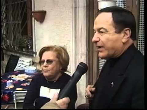 AACL Delegation to Arberesh Village of Greci, Italy -- October 2003 -