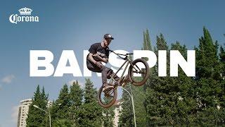 Как делать Барспин на BMX – BMX трюки для начинающих –How to Barspin on BMX