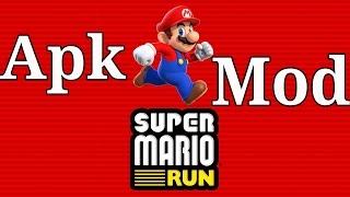 Super Mario Run Apk Mod | + Todos Los Mundos Abiertos